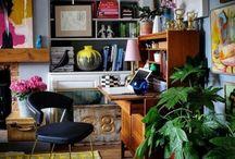 Colorful Home Decor