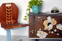 painted furniture for Mom / by Faith Adams