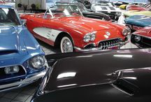 Showroom / Our inventory changes daily which means you never know what you will see on our showroom floor!
