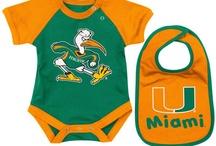 Little Canes / Apparel and gift items for the younger Canes  / by Miami Hurricanes