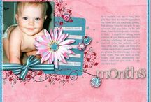 scrapbooking / by Dawn Hope