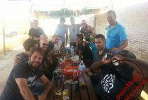 Amigos de Paintball Talavera / Amigos, amiguetes, gente que ha disfrutado por un día o muchos días de Paintball Talavera.