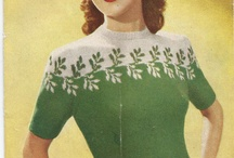 1940s jumpers