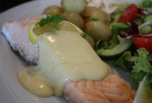 You Fish Scotland ( Food ) / Some pictures of Lunch we have prepared for our clients on the river side or loch side.