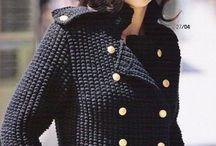 örgü ceket