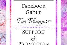 Facebook & Pinterest Groups