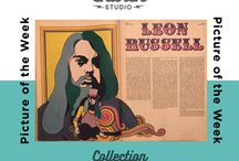The Church Studio Archive / A collection of over 2,000 pieces memorabilia, music, photos, artifacts and  writings.