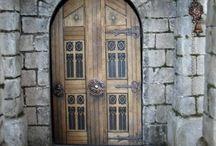 miniature entrances