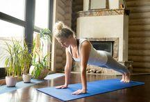 Excercise Planks