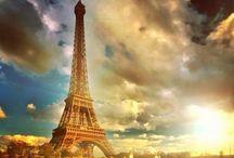Paris <3 / by Aliza Auces