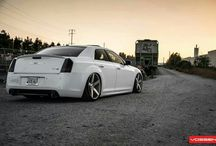 Ideas for my  Chrysler 300 / by Justin Johnson