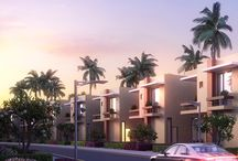 Krishna Bhumi Villas / Krishna Bhumi offers 3 - 5 bedroom luxury duplex villas ranging from 1808 sq ft to 4461 sq ft of premium specifications. The villas come in four different types and sizes, named as Shyam Kutir, Keshav Kutir 1, Keshav Kutir 2 and Gopal Kutir.