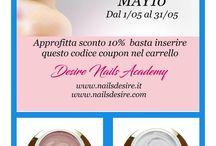 Desire Nails Academy