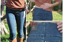 Clothing: Pants & Shorts / A mix of bottoms!