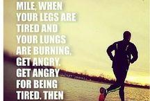 Running / by Kaitlyn Gomez