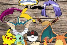Pokemon library