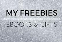 My Freebies / by Meghan Mackintosh
