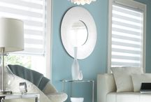 Transition Shades / Transition Shades : Also known as Dual concept Rollers® , Mandalay ® or Zebra Shades®, they are a perfect fusion of modern and formal look. Easy to maintain and use, they really add a beautiful touch to your windows. http://www.windowinspirations.ca/