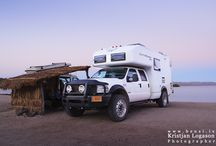 RV and expedition trucks / Stories and images of Rv's and expedition trucks
