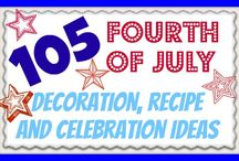 4th of july / by Louise Raether