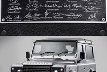 Defender Special / Its all about the Land Rover Defender