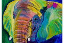 olifantenkop / olifant