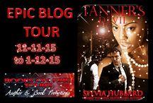 DEFEATING TANNER'S DEVIL TOUR! / The Tanner's Devil Blog Tour!