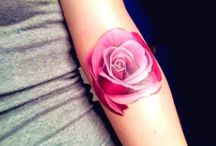 Tattoos / by Katherine Hanna