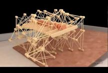 kinetic structure/material