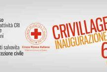 CRIvillage / Inaugurazione nuova sede Croce Rossa di Cuneo L'hashtag ufficiale della manifestazione è: #CRIvillage15