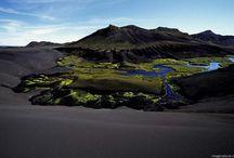 Icelandic Deserts / Take a look at beautiful Icelandic Deserts!