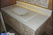 Solflex Bathroom Vanity Tops
