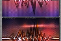 Metal Backgrounds / Metal Backgrounds Collections on Graphicriver