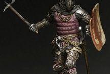 Guerriers  (figurines)