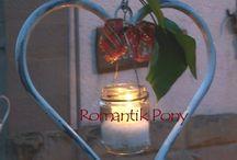 Per il giardino / Per illuminare il giardino nelle lunghe notti d'estate