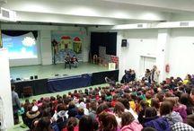 """Παρουσίαση """"Μνημεία και Τέρατα"""" στο δημοτικό σχολείο Βασιλικών"""