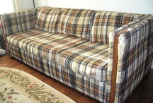 Ugly Couch Contest / by Angela Hill