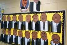 Martin Luther King / Celebrate Black History Month and Martin Luther King, Jr. Day with crafts, lessons, and acceptance activities for kids.