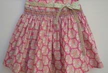 skirt for my kiddos