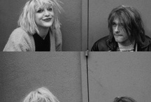 Kurt en Courtney