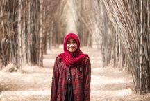 Taman Sakura dan Hutan Bambu / Taman Sakura dan Hutan Bambu, Keputih, Surabaya. Taman unik yang dapat dijadikan tempat piknik keluarga pada akhir pekan.