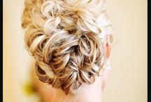 Wedding Hair / Some ideas for wedding hair