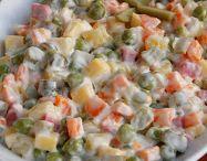 Russıa salad