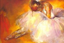 Painter Anna Razumovskaya