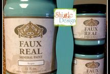 Faux Real Paint