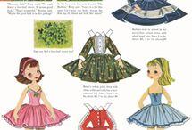 Paper Dolls / by Julie Rousculp