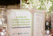 """""""A Taste of British Columbia"""" Beijing featuring Canadian Beef /  """"A Taste of British Columbia""""  BC VQA Wine and Agri-food Dinner at Four Seasons Beijing March 17, 2015"""