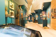 Cinegalicia25 / Un repaso en imaxes polos 25 anos do cine galego a través da exposición que pode verse ata o 8 de febreiro no Museo Centro Gaiás. Fotos: Manuel G. Vicente.