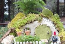 Fairy gardens and other cute