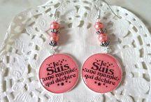 Mes créations à 10 € maximum / Mes créations de bijoux pour petits et grands à s'offrir ou à offrir pour 10 € maximum!